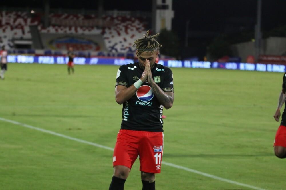 Duván Vergara, jugador América de Cali