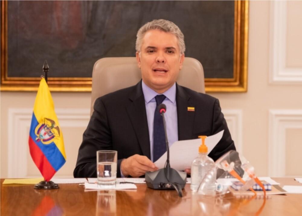 361987_Iván Duque // Foto: Presidencia