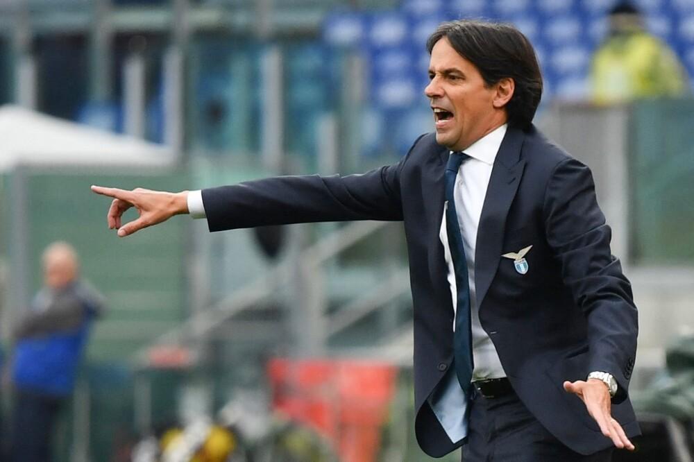 Simone Inzaghi-Técnico Inter de Milan