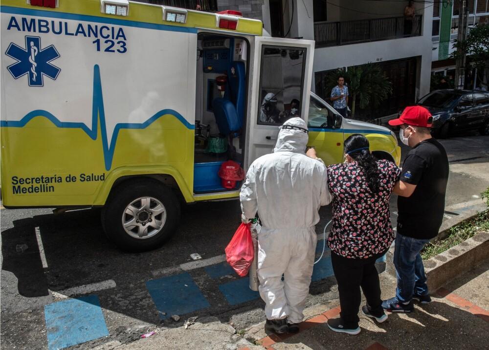 Ambulancia referencia Foto AFP.jpg