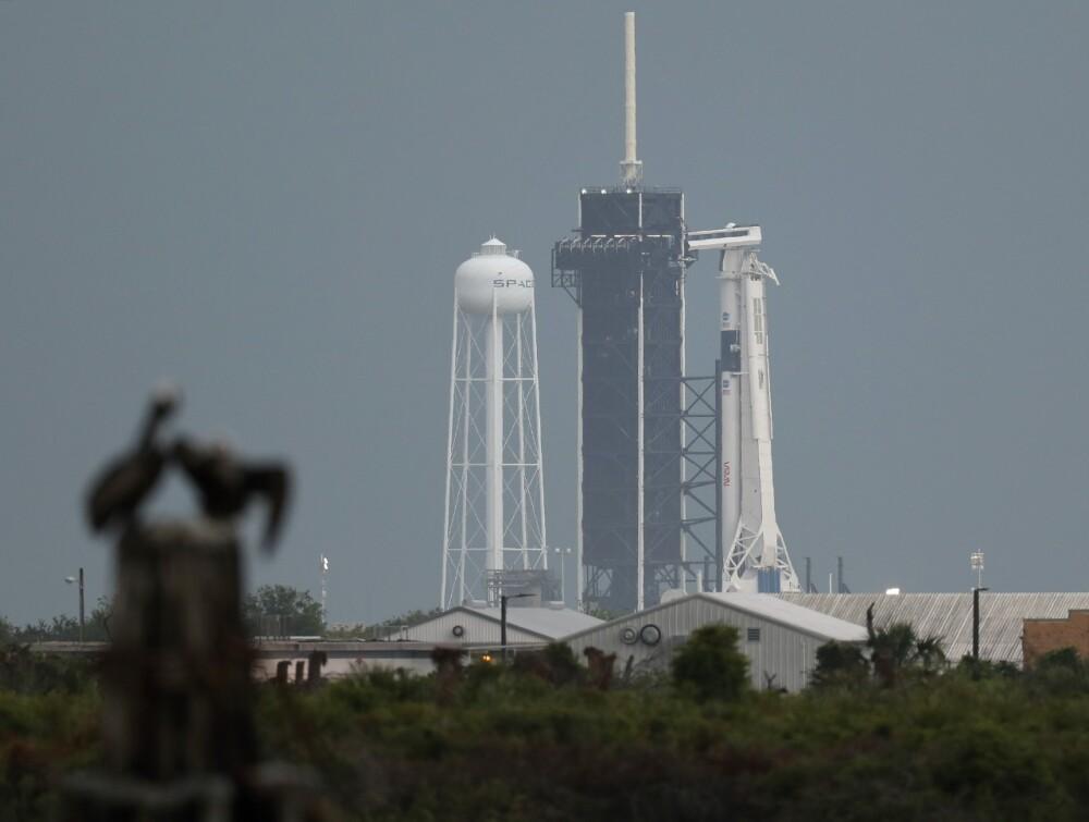 365269_Space X lanzamiento // Foto: AFP