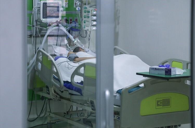 Unidad de Cuidados Intensivos para pacientes con sintomas respiratorios agudos Clinica Medical Center Soacha