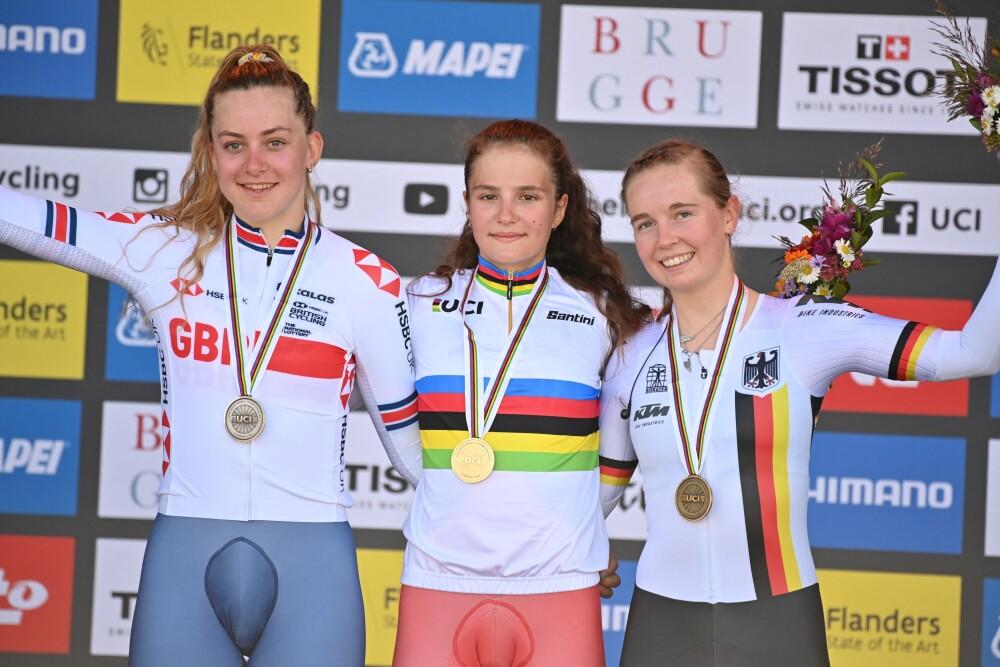 CYCLING-WORLD-WOMEN-JUNIOR