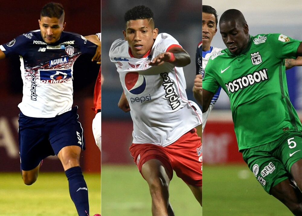 Junior América y Nacional Foto AFP.jpg