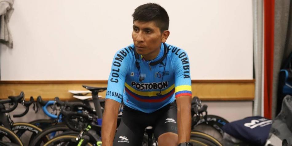 Nairo Quintana es uno de los ciclistas colombianos que estará en los Juegos Olímpicos de Tokio.