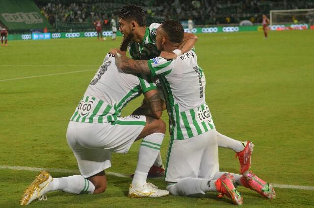 Atlético Nacional, en la Liga colombiana