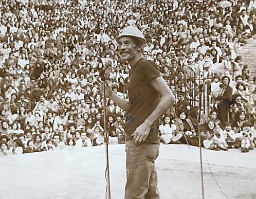 Don Ramón en Bogotá