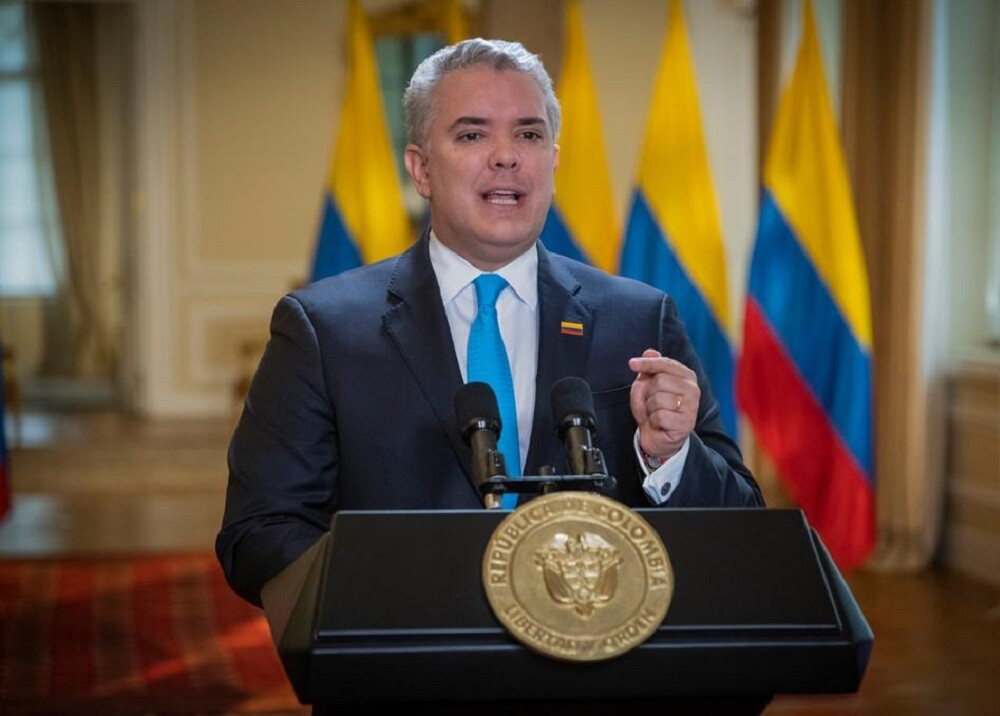 371654_Iván Duque. Foto: Presidencia