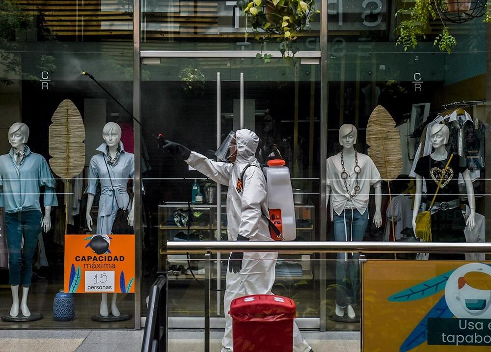 Comercio en la pandemia :: Foto: AFP, imagen de referencia.jpeg