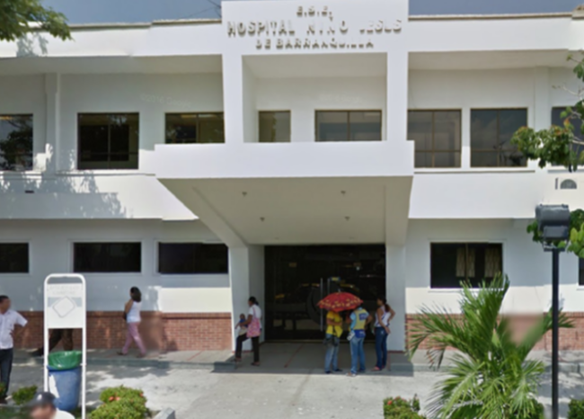 359425_Hospital Niño Jesús. Foto: Cortesía
