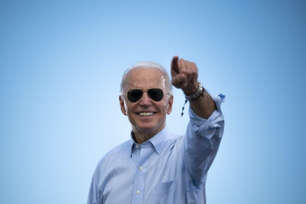 Joe Biden / AFP