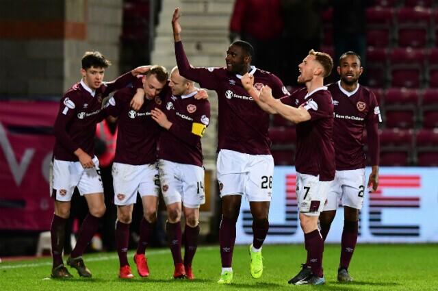 333152_Hearts FC, de Escocia