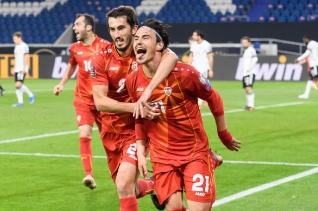 Selección de Macedonia del Norte