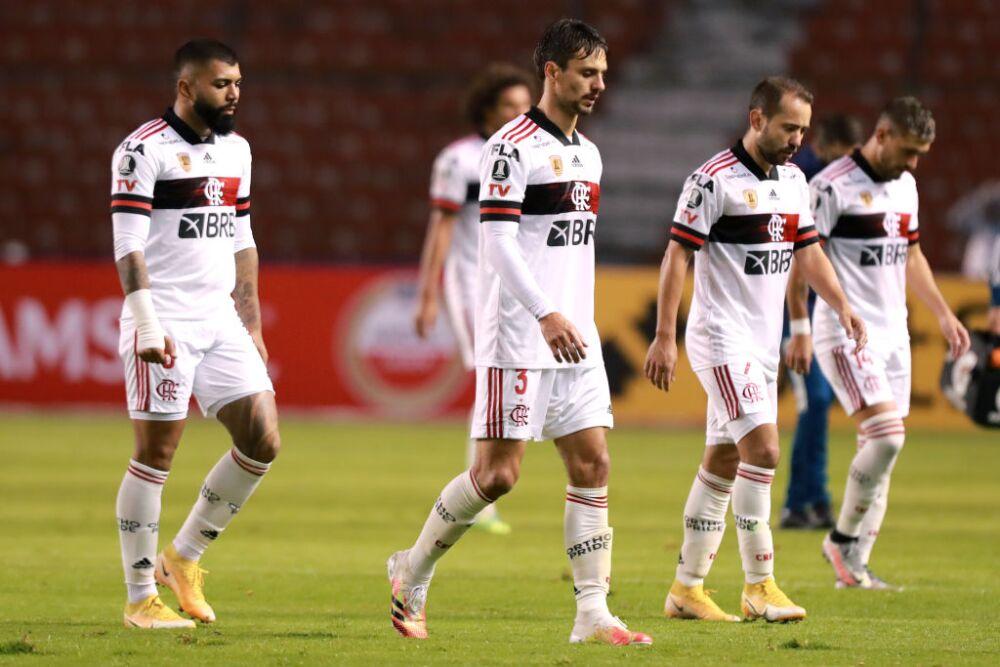 Flamengo, Copa Libertadores
