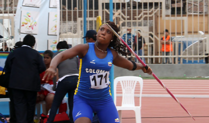 María Lucelly Murillo representará a Colombia en los Juegos Olímpicos de Tokio 2020.