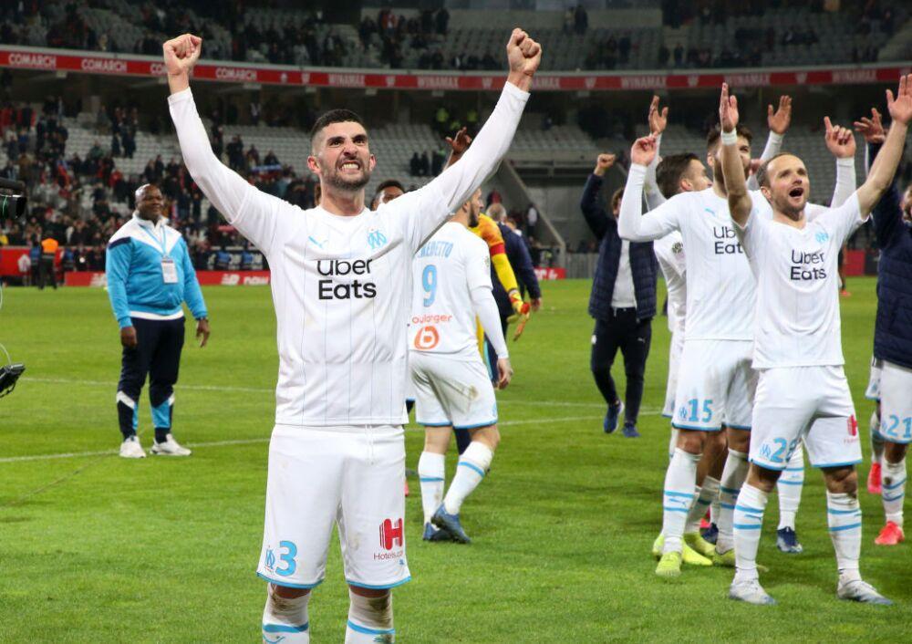 Marsella, Liga de Francia