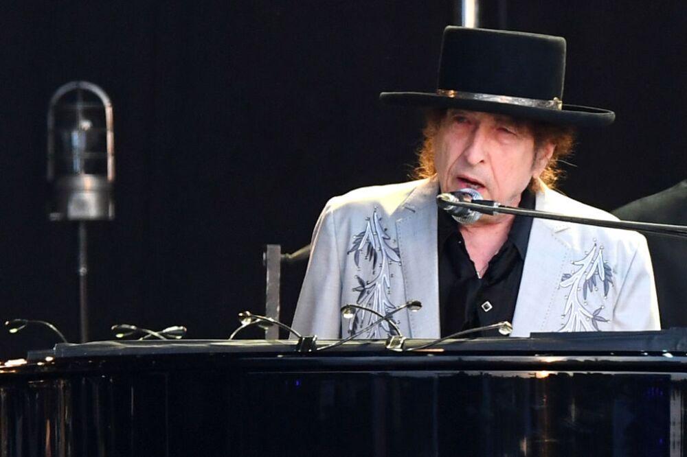 Bob Dylan At Hyde Park