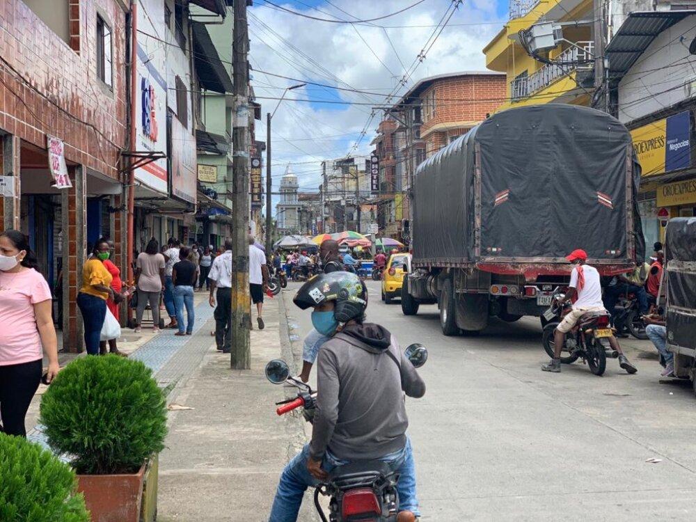 371557_Quibdó. Foto: Gobernación de Chocó