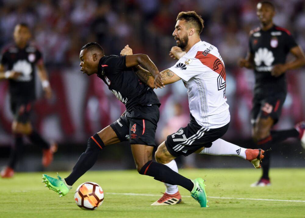 River Plate v Independiente Santa Fe