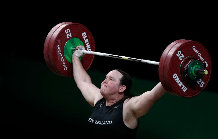 Laurel Hubbard estará en los Juegos Olímpicos de Tokio.
