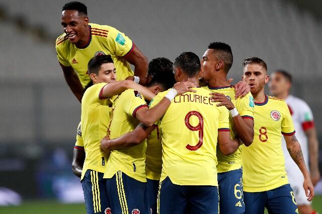 Selección Colombia, para las Eliminatorias Sudamericanas