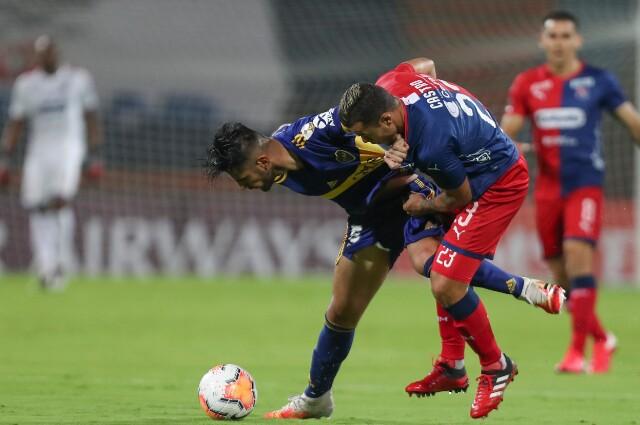 Boca Juniors vs Medellín
