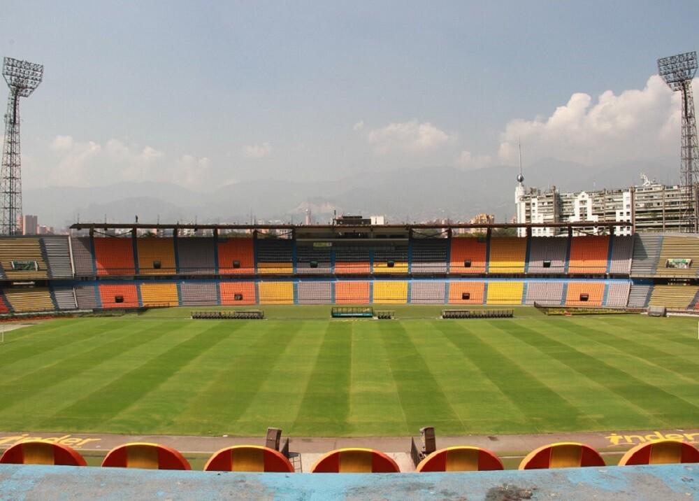 347703_BLU Radio. Atanasio Girardot / Foto: INDER Medellín