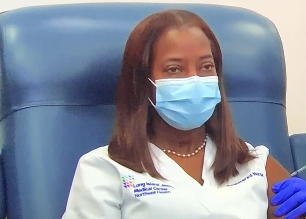 Enfermera COVID