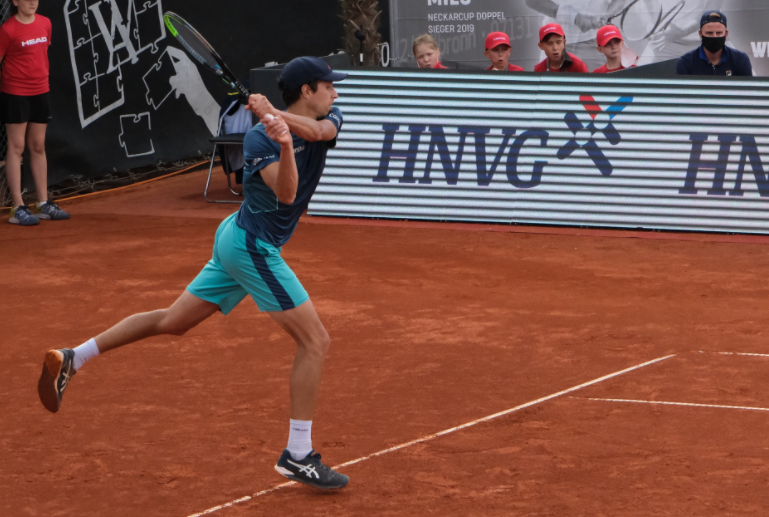Daniel Galan clasificó a la final del Challenger de Heilbronn.