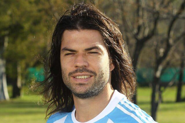 333805_Ariel Garcé, exfutbolista argentino