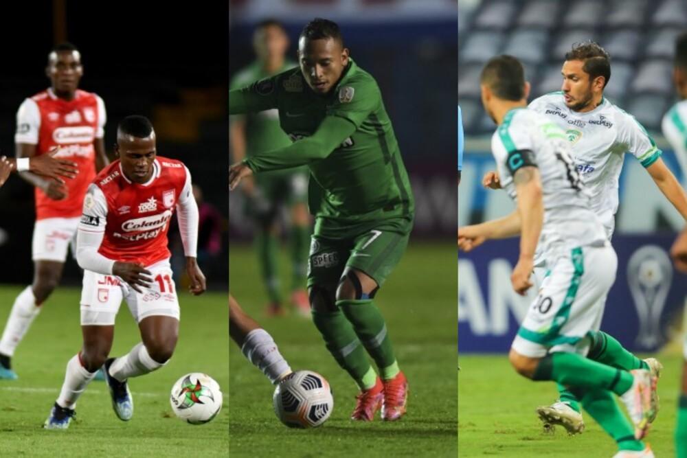 Colombianos Libertadores