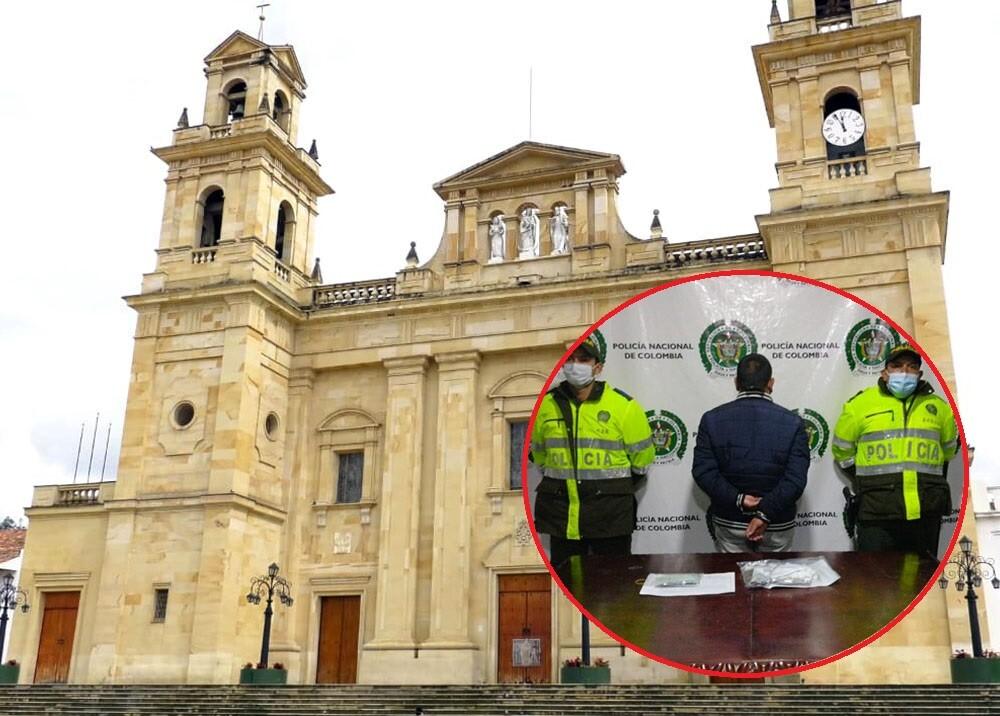 ladron en la basilica de chiquinquira en boyaca.jpg