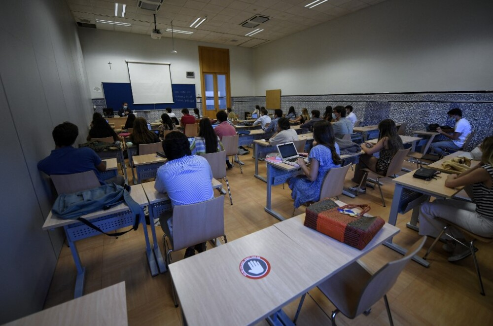 Estudiantes Foto AFP.jpeg