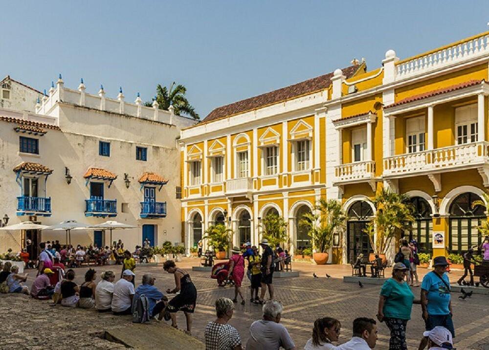 326470_BLU Radio, Cartagena / Foto: AFP