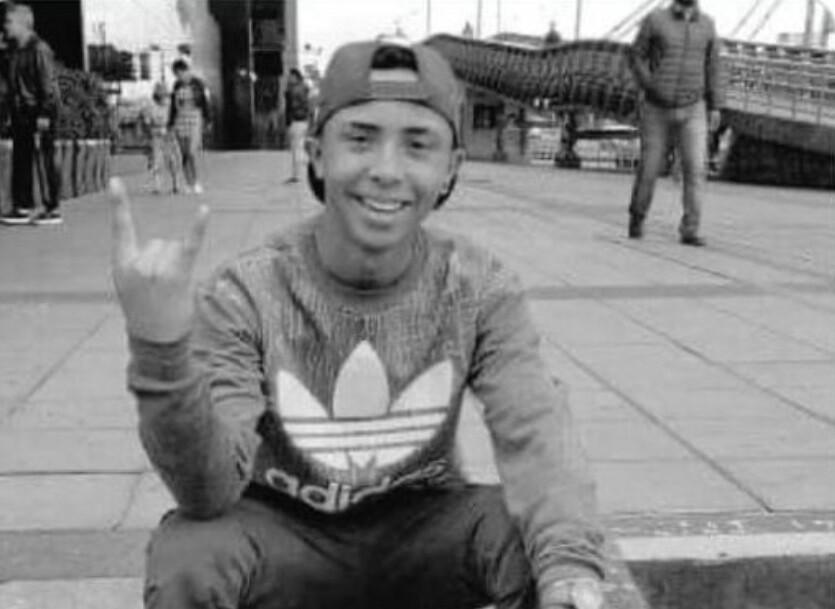 Dubán Felipe Barros, joven de 17 años que desapareció en Portal Américas