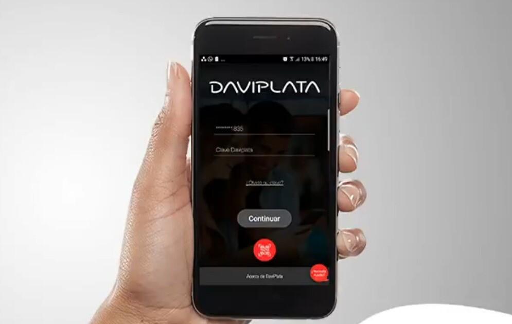 Aplicación Daviplata