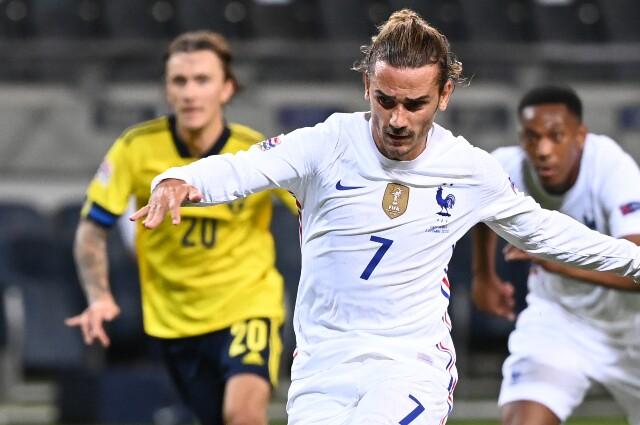Antoine Griezmann, futbolista francés