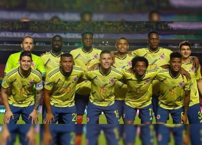 Selección Colombia AFP