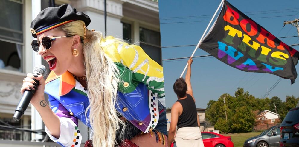 Lady Gaga, Born This Way