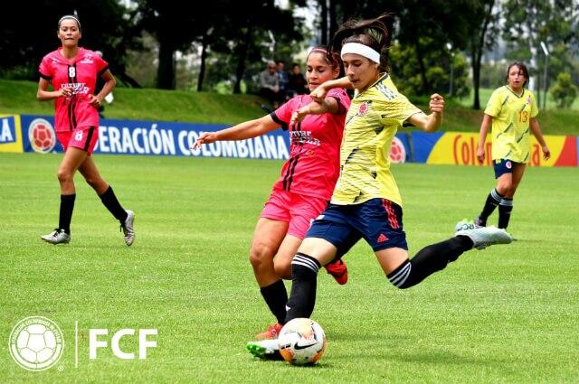 332046_Selección Colombia femenina Sub-20