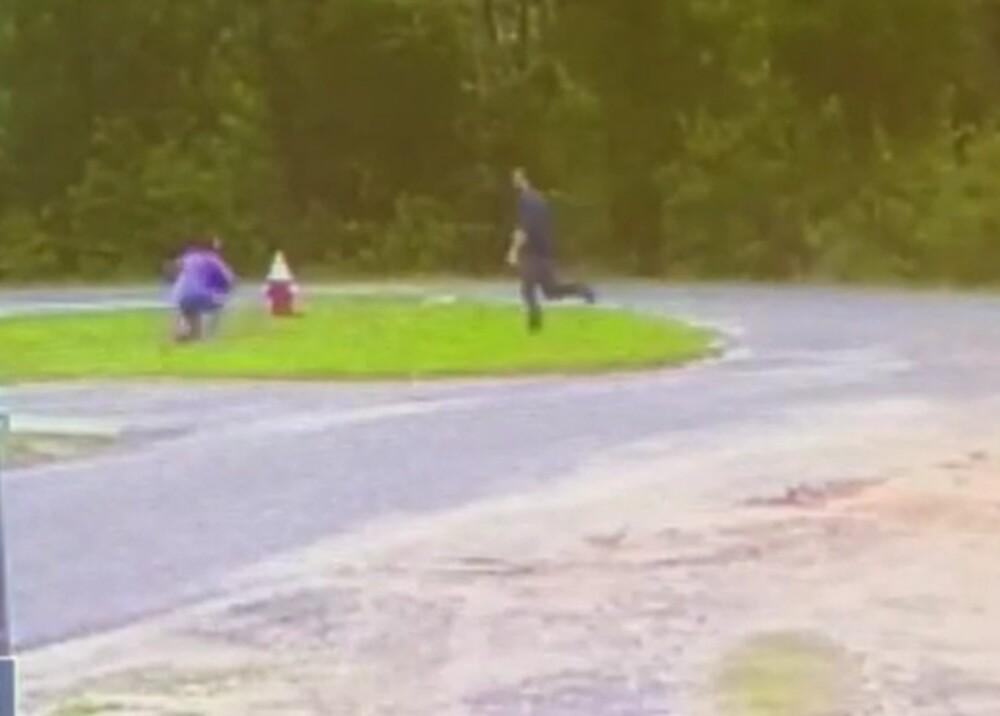 Hombre armado intenta secuestrar a una niña de 11 años Foto Captura de video.jpg