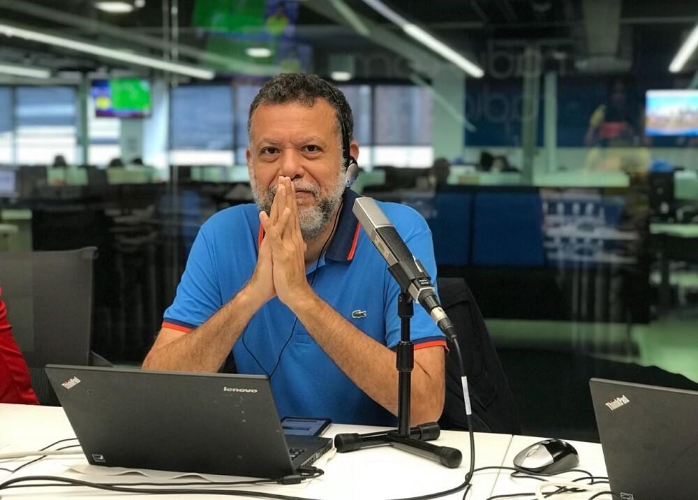 310213_BLU Radio. Padre Alberto Linero / Foto: AFP.
