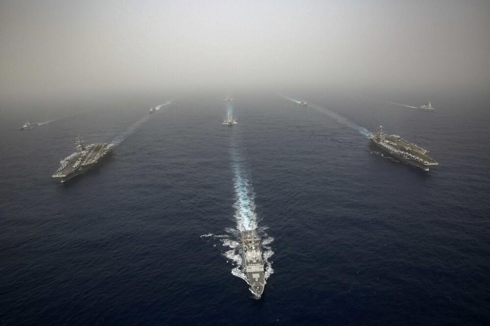 US-MILITRAY-NAVY-MEDITERRANEAN