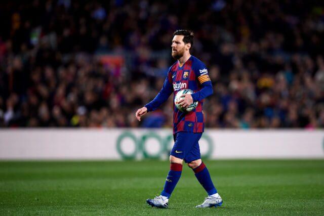 333523_Lionel Messi, delantero del Barcelona.