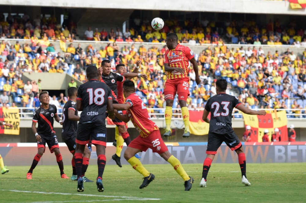 334823_Acción de juego entre Pereira y Cúcuta