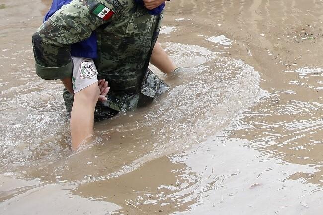 inundaciones en mexico