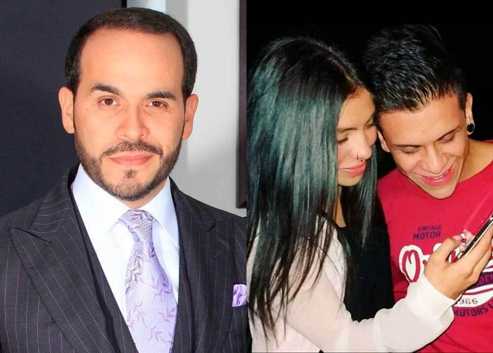 351007_Denis Cruz y Abelardo De la Espriella / Fotos: Twitter @DELAESPRIELLAE e Instagram @denis011114