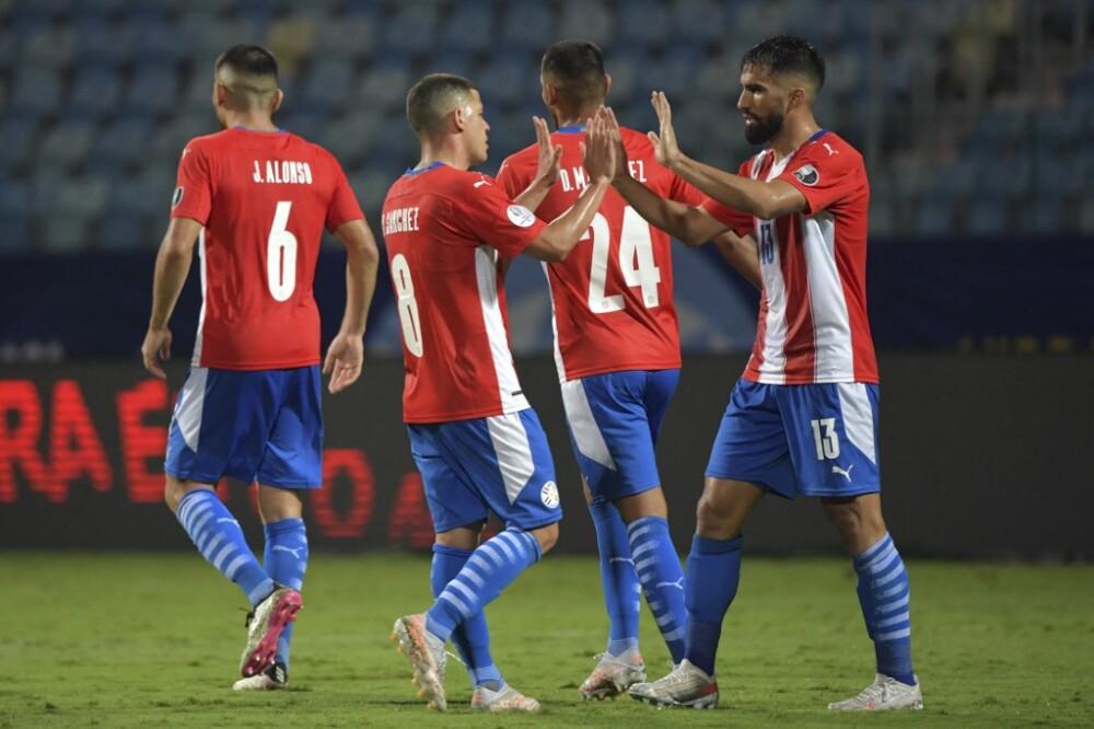 Paraguay ganó ante Bolivia en la Copa América