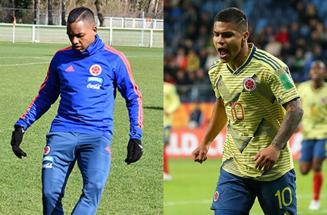 333867_José Izquierdo y 'Cucho' Hernández