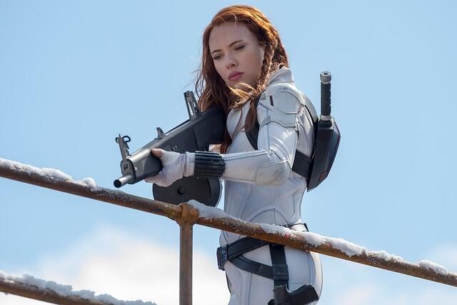 Scarlett Johansson demandó a Disney por el estreno de 'Black Widow' en plataformas digitales